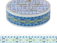 Washi Tape Morocco Pattern 15mm