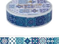 Washi Tape Morocco Tile 15mm