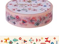 Washi Tape Gabbeh Tree 15mm