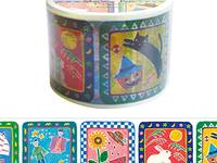 Wide Washi Tape Calendar 38mm