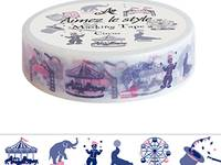 Washi Tape Circus 15mm