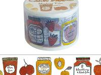 Wide Washi Tape Jams & Fruits 38mm