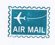 Stempel Air Mail