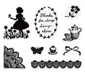 Margaret Stamp Set 04