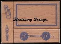 Stempelset Stationery 3