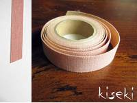 Masking Tape textil Leinen French pink 15mm