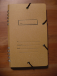pocket notebook camel