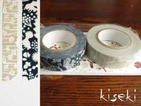 Washi Tape forest of squirrel & small flower 2er Set D 15mm