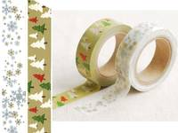 Masking Tape Winter Green 2er Set 15mm
