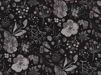Lecre - Flower II black