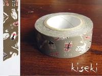 Washi Tape cats kasshoku 20mm