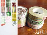 Washi Tape bunt 3er Set 15mm
