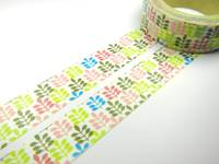 Washi Tape trees 15mm