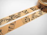 Washi Tape music 15mm