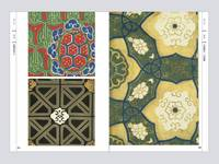 Collection of Japanese Textile Design III: Instruments