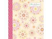 Sheri Lynn A5 Notebook grace pink