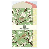 Emily Burningham envelope M sparrow