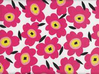 Flower pink (Canvas)