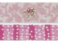 Washi Tape Alsace pink 2er Set 15+20mm