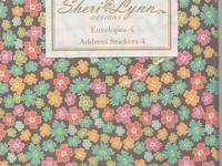 Sheri Lynn envelope brown