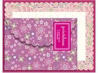 mini letter pack purple