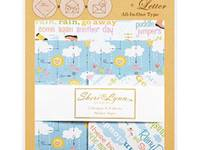 Sheri Lynn Envelope + Letter Weather