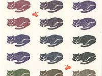 small seal Cats 24pcs