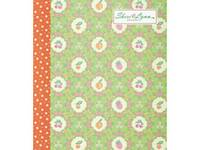 Sheri Lynn A5 Notebook green fruit