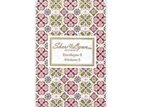 Sheri Lynn mini envelope arabesque