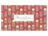 Sheri Lynn mini pad red