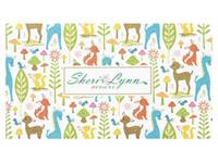 Sheri Lynn mini pad animal