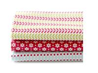 Fat Quarter 3er Pack Daily Christmas