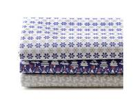 Fat Quarter 3er Pack Snowbell