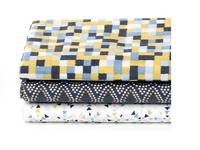 Fat Quarter 3er Pack Twilight