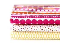 Fat Quarter 3er Pack Ice cream
