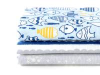 Fat Quarter 3er Pack Snorkeling