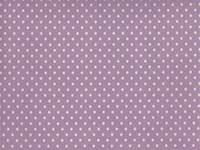 Fabric Sticker dot ground - lilac A4