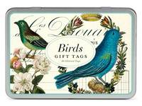 Gift Tags Birds