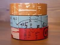 Washi Tape Graffiti B 3er Set 15mm