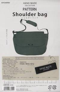 Schnittmuster Shoulder bag