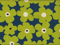 Flower blue lime