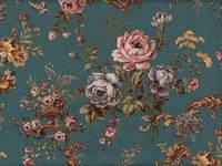 Baroque Rose petrol