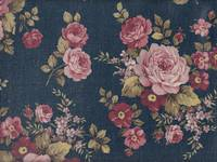 Antique Rose blau
