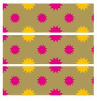 Washi Tape Kirakira gold 15mm