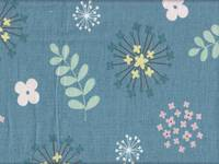 Mattina Flower light blue