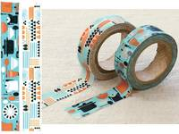 Masking Tape Kamone Dinner 2er Set 15mm