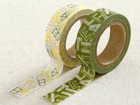 Masking Tape Puzzle 2er Set 15mm
