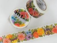 Washi Tape garden 30mm