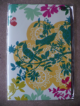 Notizheft A5 Atelier LZC Yellow Birds