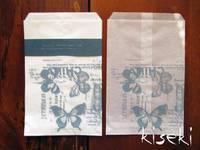 glassine paper bag Butterfly 2pc